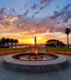 Kings Park Sunrise