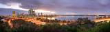 Perth Sunrise, 6th June 2013