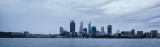 Perth and the Swan River at Sunrise, 16th May 2015