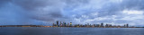 Perth and the Swan River at Sunrise, 21st June 2015