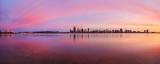 Perth Sunrises - August 2015