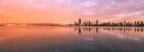 Perth and West Australian Sunrises, February 2016