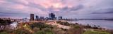 Perth Sunrise, 18th April 2016