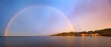 Swan River Rainbow, 10th June 2016