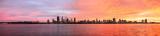 Perth Sunrises - August 2016