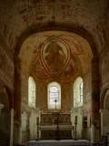 Church of Saint Genest, Apse XIth C.