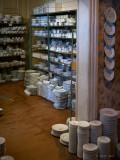Limoges porcelain.