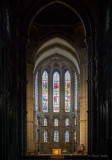 La cathédrale Saint-Lazare, Ambulatory