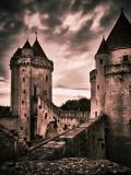 Blandy Castle