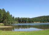 Hawley Lake and creek