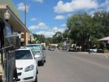 Traffic in Silver City