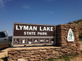 Lyman Lake Reservoir