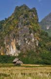 Nong Khiaw landscape