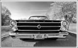 1966 Fairlane GT Convertible BW.jpg