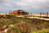 House on Galveston Beach