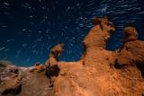 Valle de la luna Star Burst