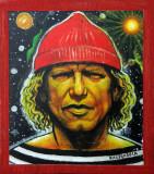Rico Fonseca - Greenwich Village Artist Self Portrait