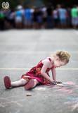 Chalk vs. Clown