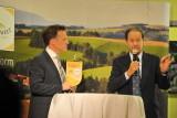 Tarek Leitner und Norbert Zimmermann