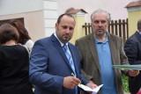 Bürgermeister Josef Schrammel und Regionsmanager Franz Piribauer