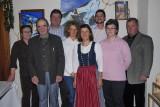 2008: Maria Rasinger wird Obfrau der Dorferneuerung Ofenbach