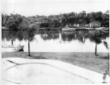 Looking south from 1008 Sylvan Dr. to Tahiti Park, early 1960's.jpg