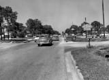 Road 45 US 41 at Mecca. 1956.jpg
