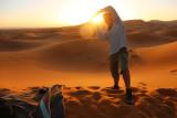 Desert dawn (Morocco)