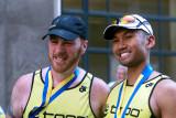 Boston Marathon 2016 - Blind Runners