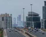 Toronto 5.5miles from Grand Avenue bridge (D5100)