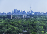 Toronto, 7.4 miles away from Dundas and Islington (Fuji 770EXR)