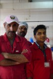 Meet the fish cleaners
