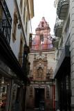 A surprise, Seville