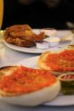 Breakfast, Seville