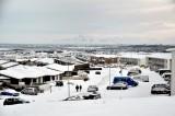 The view from Hafnarfjörður