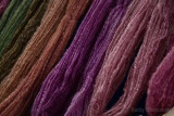 Colourful skeins