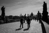 Prague 35 mm B & W