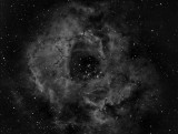 Rosette Nebula - First Light OS Veloce RH 200 and ASA DDM60 Pro