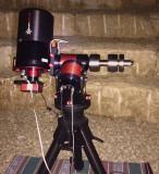 OS Veloce RH 200 + ASA DDM60 Pro: Camera Power & Data Cables - Run Through the Mount