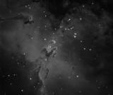 M16 - 3x10min Ha - Southern Sky Gems Observatory - RiDK 305