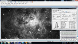 Shooting the Tarantula (NGC 2070) - Live from Southen Sky Observatory