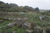 Aspendos ancient temple area