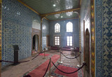 Istanbul Sultans Pavilion at Yeni Camii May 2014 6148.jpg