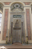 Istanbul Bezm-i Alem Valide Sultan mosque May 2014 8684.jpg