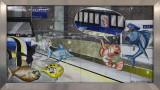 Istanbul Funicular metro station May 2014 6327.jpg