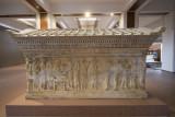 Canakkale Polyxena Sarcophagus Poliksena Lahiti May 2014 7952.jpg