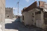 Diyarbakir Walls approaching Mardin Kapi september 2014 1077.jpg
