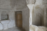 Cappadocia Urgup Partly collapsed rock church september 2014 1706.jpg