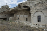 Cappadocia Urgup Partly collapsed rock church september 2014 1727.jpg