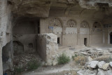 Cappadocia Urgup Partly collapsed rock church september 2014 1737.jpg